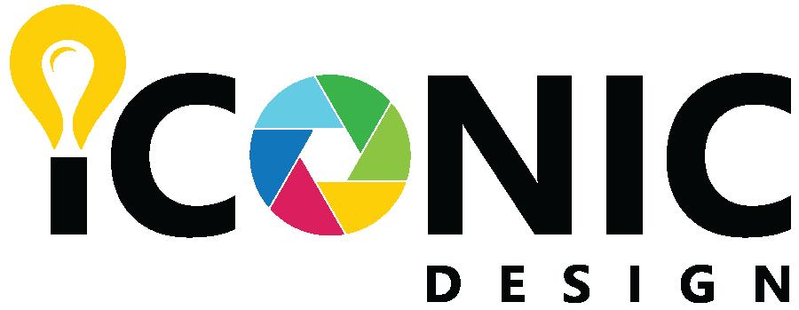 บริการออกแบบโลโก้ นามบัตร เว็บไซต์ ระบบงานภายในองค์กร - IconicDESIGN